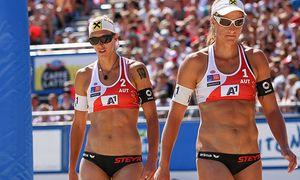 BEACH VOLLEYBALL - CEV European Championships 2015 / Bild: (c) GEPA pictures/ Matic Klansek