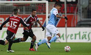 SOCCER - 2.DFL, Ingolstadt vs 1860 / Bild: (c) GEPA pictures/ Andreas Pranter