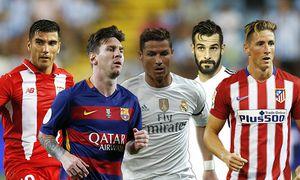 Jose Antonio Reyes Sevilla AUGUST 21 2015 Football Soccer Spanish Primera Division Liga BB / Bild: (c) imago/AFLOSPORT (imago sportfotodienst)
