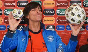 Germany - Training & Press Conference / Bild: (c) Bongarts/Getty Images (Matthias Hangst)