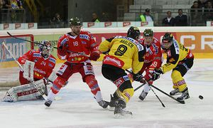 ICE HOCKEY - EBEL, Capitals vs Bozen / Bild: (c) GEPA pictures/ Christian Ort