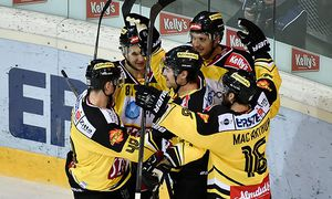 ICE HOCKEY - EBEL, Capitals vs EC RBS / Bild: (c) GEPA pictures/ M. Hoermandinger