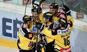 ICE HOCKEY - EBEL, Capitals vs EC RBS / Bild: (c) GEPA pictures/ M. Hoermandinger