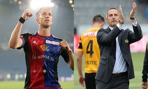 SOCCER - SL, Basel vs St.Gallen / Bild: (c) GEPA pictures/ EQ Images