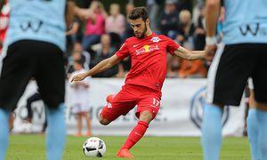 SOCCER - RB Leipzig vs Eibar, test match / Bild: (c) GEPA pictures/ Andreas Pranter