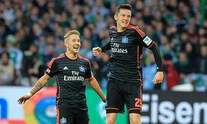 Bremen 28 November 2015 Fussball Saison 2015 2016 1 Bundesliga 14 Spieltag SV Werder Bremen / Bild: (c) imago/objectivo (imago sportfotodienst)