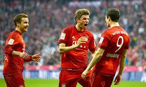 FC Bayern Muenchen v Borussia Dortmund - Bundesliga / Bild: (c) Micha Will