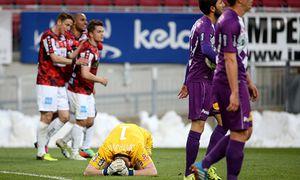 SOCCER - Erste Liga, A.Klagenfurt vs LASK / Bild: (c) GEPA pictures/ Daniel Goetzhaber