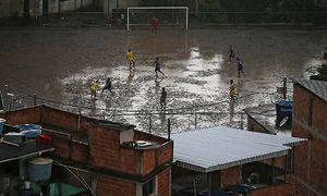 Rio´s Pacified Favelas Face Challenges Ahead Of World Cup / Bild: (c) Getty Images (Mario Tama)