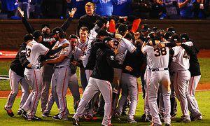World Series - San Francisco Giants v Kansas City Royals - Game Seven / Bild: (c) Getty Images (Dilip Vishwanat)