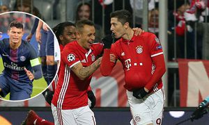 SOCCER - CL, Bayern vs Madrid / Bild: (c) GEPA pictures/ Thomas Bachun