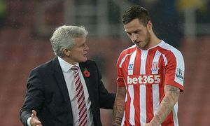 Stoke City v Southampton - Capital One Cup Fourth Round / Bild: (c) Getty Images (Gareth Copley)