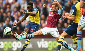 Aston Villa v Arsenal - Premier League / Bild: (c) Getty Images (Laurence Griffiths)