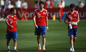 Bayern Muenchen - Doha Training Camp Day 8 / Bild: (c) Bongarts/Getty Images (Alex Grimm)