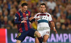 FC Barcelona v FC Bayern Muenchen - UEFA Champions League Semi Final / Bild: (c) Getty Images (Shaun Botterill)