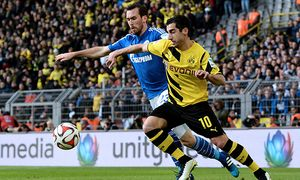 Borussia Dortmund v FC Schalke 04 - Bundesliga / Bild: (c) Sascha Steinbach