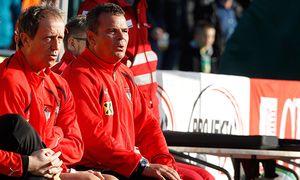 FUSSBALL - UEFA U19 EM 2013, Quali, AUT vs BIH / Bild: (c) GEPA pictures/ Mario Kneisl