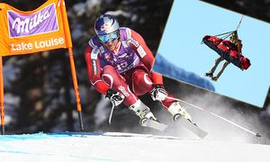 ALPINE SKIING - FIS WC Lake Louise, training / Bild: (c) GEPA pictures/ Mario Kneisl