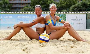 BEACH VOLLEYBALL - Media Day / Bild: (c) GEPA pictures/ Philipp Brem