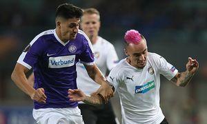 SOCCER - UEFA EL, A.Wien vs Plzen