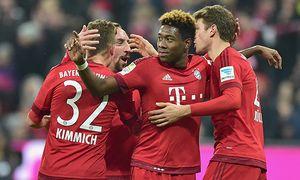 David Alaba - FC Bayern München / Bild: (c) GEPA pictures/ Witters