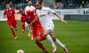 SOCCER - 2.DFL, Heidenheim vs RB Leipzig / Bild: (c) GEPA pictures/ Oliver Lerch