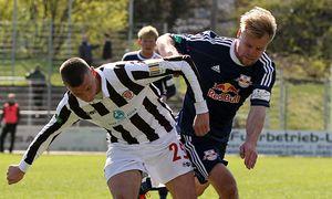 FUSSBALL - RL, St.Pauli II vs RB Leipzig / Bild: (c) GEPA pictures/ Roger Petzsche