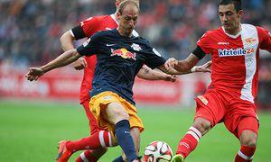 SOCCER - 2. DFL, Berlin vs RB Leipzig / Bild: (c) GEPA pictures/ Citypress24