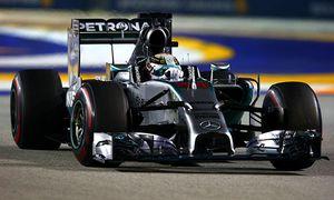 F1 Grand Prix of Singapore / Bild: (c) Getty Images (Mark Thompson)