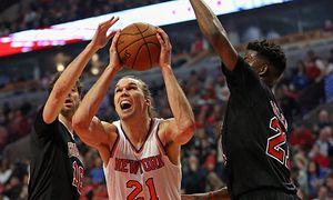 New York Knicks v Chicago Bulls / Bild: (c) Getty Images (Jonathan Daniel)