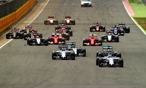F1 Grand Prix of Great Britain / Bild: (c) Getty Images (Clive Rose)