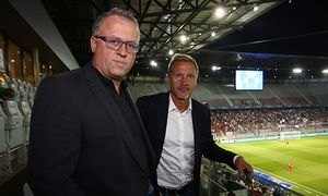 SOCCER - OEFB Samsung Cup, A.Wien vs RBS / Bild: (c) GEPA pictures/ Daniel Goetzhaber