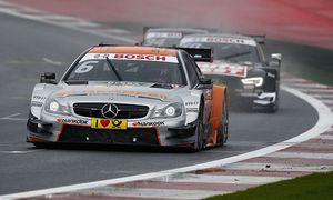 Motorsports DTM race Spielberg Red Bull Ring 6 Robert Wickens CDN HWA AG Mercedes AMG C63 DTM / Bild: (c) imago/HochZwei (imago sportfotodienst)