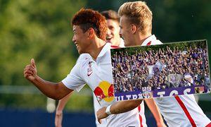 SOCCER - Erste Liga, Liefering vs St.Poelten / Bild: (c) GEPA pictures/ Felix Roittner
