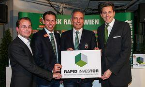 SOCCER - BL, Rapid general meeting / Bild: (c) GEPA pictures/ Philipp Brem