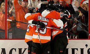 Anaheim Ducks v Philadelphia Flyers / Bild: (c) Getty Images (Elsa)