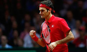 France v Switzerland - Davis Cup World Group Final: Day Three / Bild: (c) Getty Images (Julian Finney)