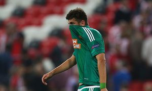 SOCCER - UEFA EL, Bilbao vs Rapid / Bild: (c) GEPA pictures/ Philipp Brem