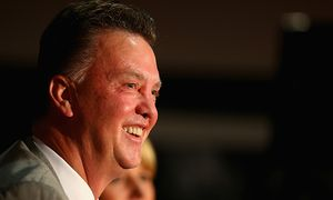 Louis Van Gaal Unveiled As New Manchester United Manager / Bild: (c) Getty Images (Clive Mason)