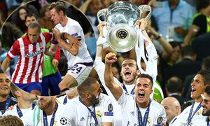 SOCCER - CL final, Madrid vs Atletico / Bild: (c) GEPA pictures/ Ch. Kelemen