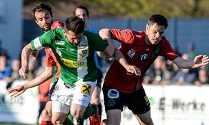 SOCCER - Erste Liga, A.Lustenau vs Innsbruck / Bild: (c) GEPA pictures/ Oliver Lerch