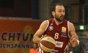 BASKETBALL - ABL, Guessing vs Vienna / Bild: (c) GEPA pictures/ Wolfgang Grebien