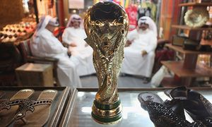 Qatar Looks To 2022 FIFA World Cup / Bild: (c) Getty Images (Sean Gallup)