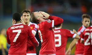 BRUGGE BELGIUM Manchester s Wayne Rooney celebrates after scoring during a soccer game between / Bild: (c) imago/Belga (imago sportfotodienst)