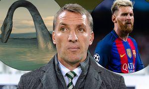 Championsleague Borussia Mönchengladbach Celtic Glasgow 01 11 2016 Trainer Brendan Rodgers Celt / Bild: (c) imago/Horstmüller (imago sportfotodienst)