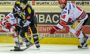 ICE HOCKEY - EBEL, Dornbirn vs HCI / Bild: (c) GEPA pictures/ Oliver Lerch