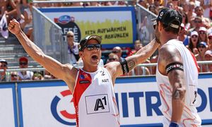 BEACH VOLLEYBALL - CEV European Championships 2015 / Bild: (c) GEPA pictures/ Matic Klansek