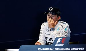 FORMULA 1 - Belgian GP / Bild: (c) GEPA pictures/ XPB Images