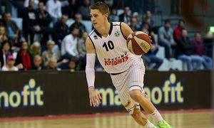 BASKETBALL - FIBA, Guessing vs Cluj-Napoca / Bild: (c) GEPA pictures/ Christian Walgram