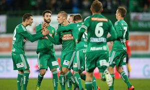 SOCCER - BL, Rapid vs Altach / Bild: (c) GEPA pictures/ Christian Ort